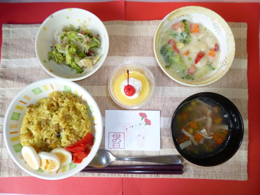 イベント食:母の日